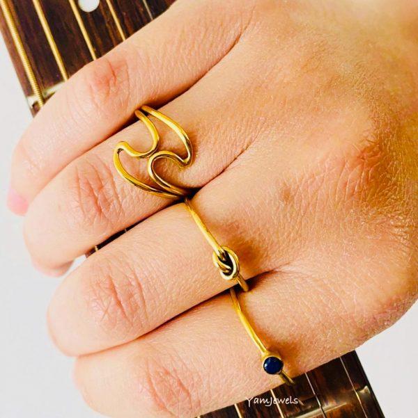 Combo-model-brass-koper-rings-ringen