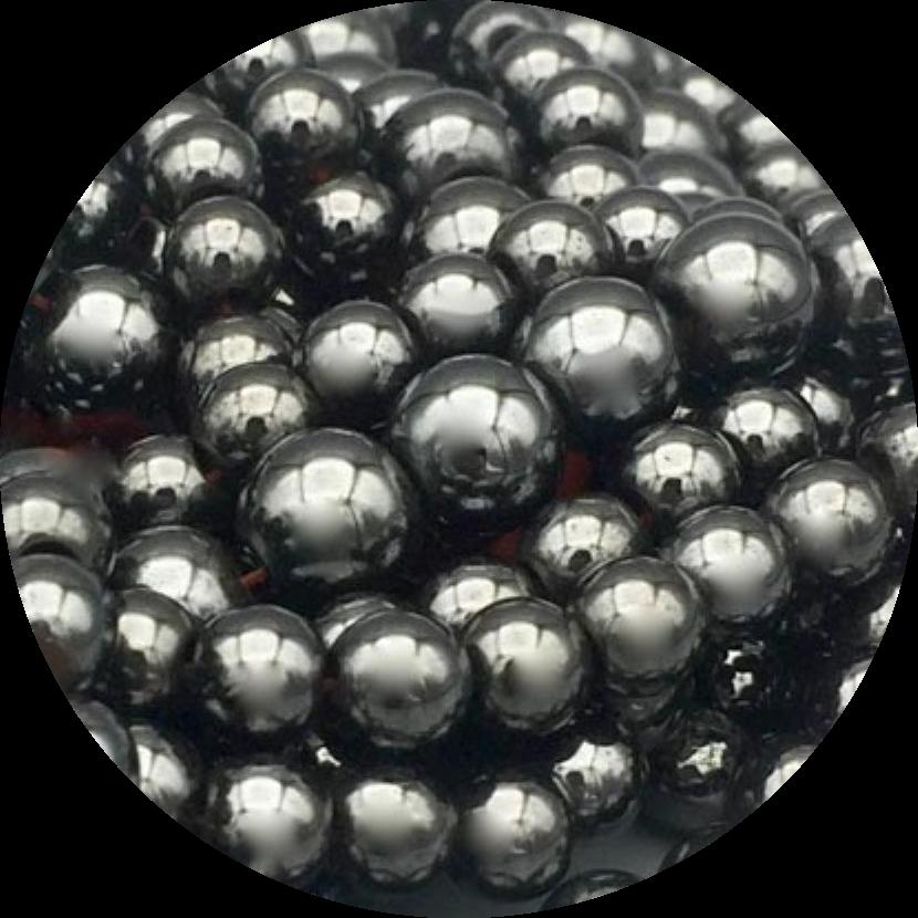 Hematiet Zilver-Hematite Silver