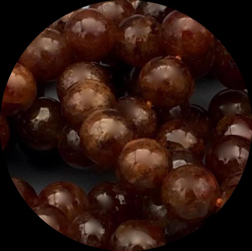 Hessoniet-Hessonite