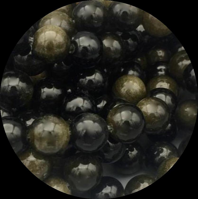Obsidiaan-Gouden Obsidiaan-Golden Obsidian
