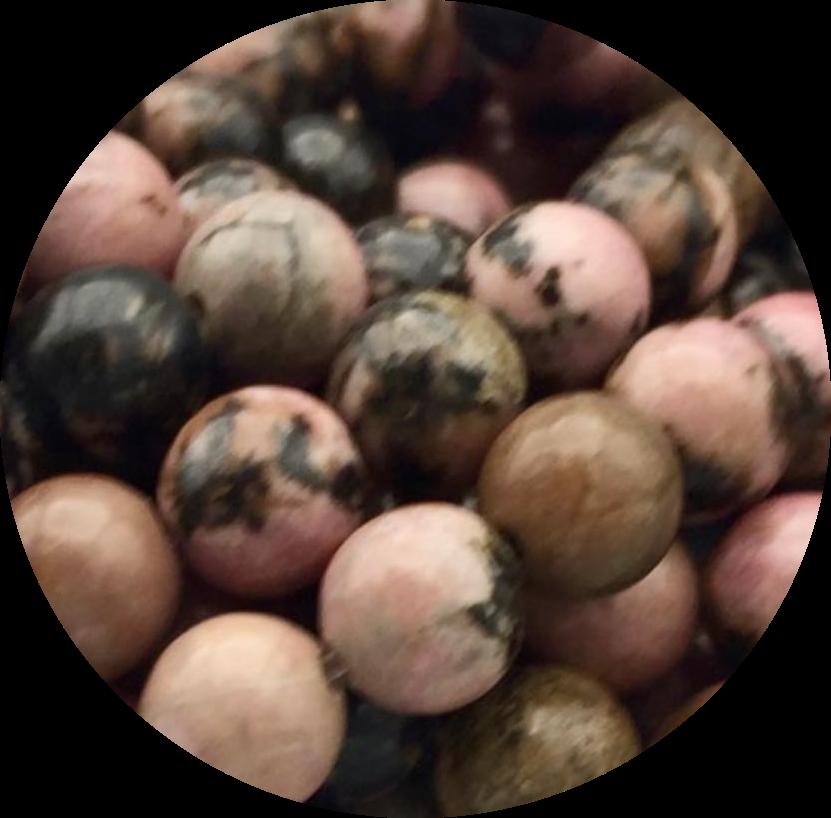 Rhodoniet-Rhodonite