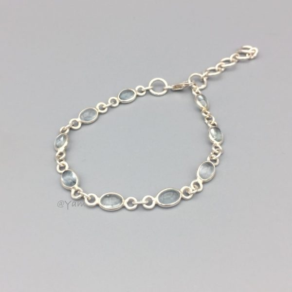 armband-aquamarine-transparant-halfedelstenen-zilver