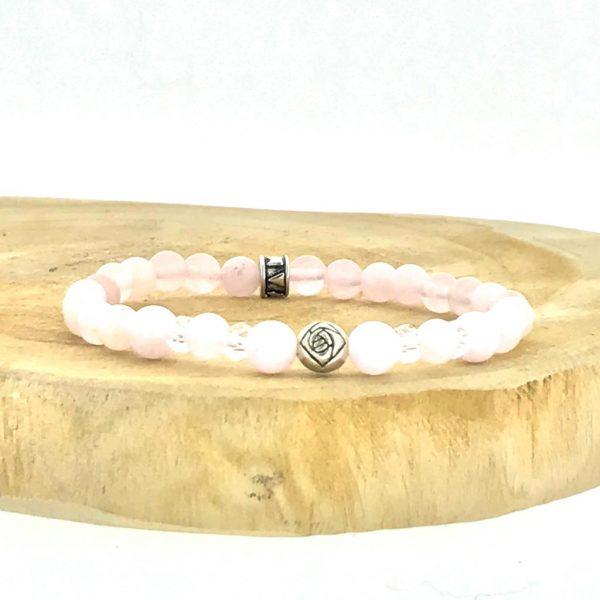 armband-bracelet-rozenkwarts-kunziet-kunzite-rosequartz