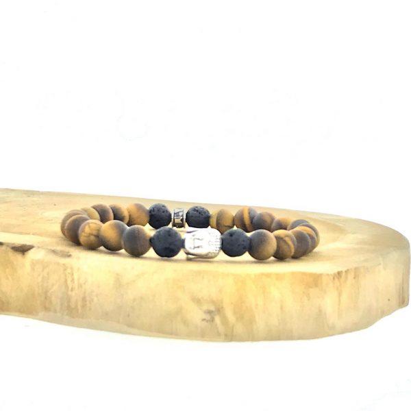 armband-bracelet-tijgeroog-tigerseye-buddha-lava