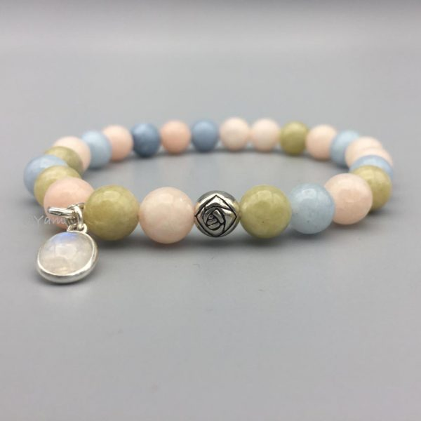 armband-morganiet-halfedelsteen-charm-bedel-maansteen