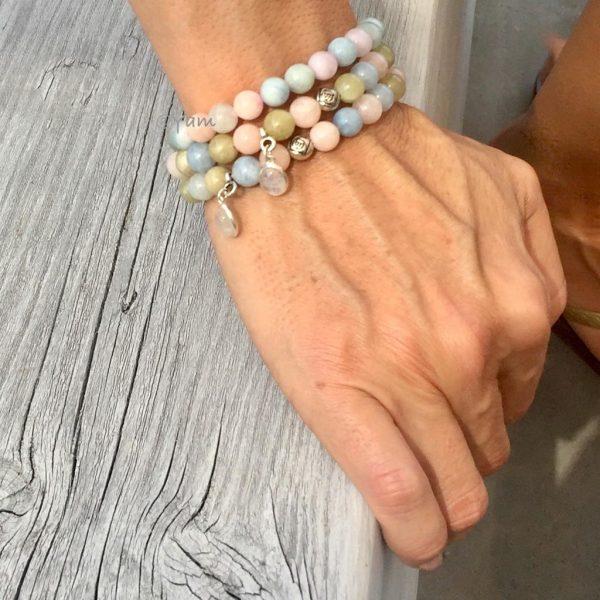 combo-armbanden-morganiet-morganite-halfedelstenen-hangers-bedels-charms-maansteen