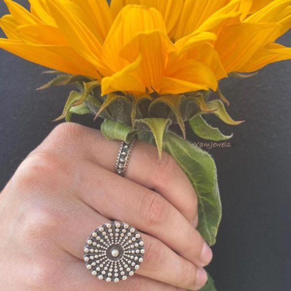 combo-model-ring-dots-zilver-big