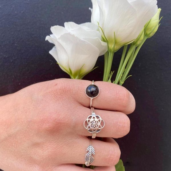 combo-model-ring-onyx-veer-feather-zilver