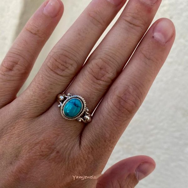 model-ring-turquoise-turkoois-zilver-groot-ovaal-oval-wired