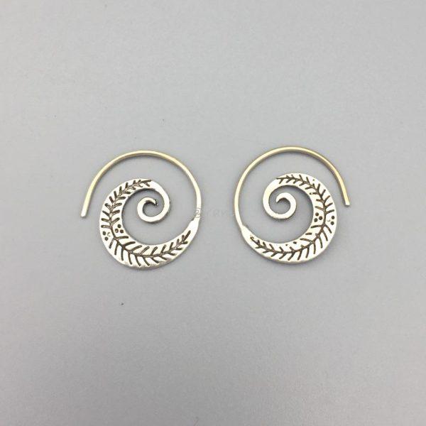 oorringen-crazy-hoops-loops-zilver-mini