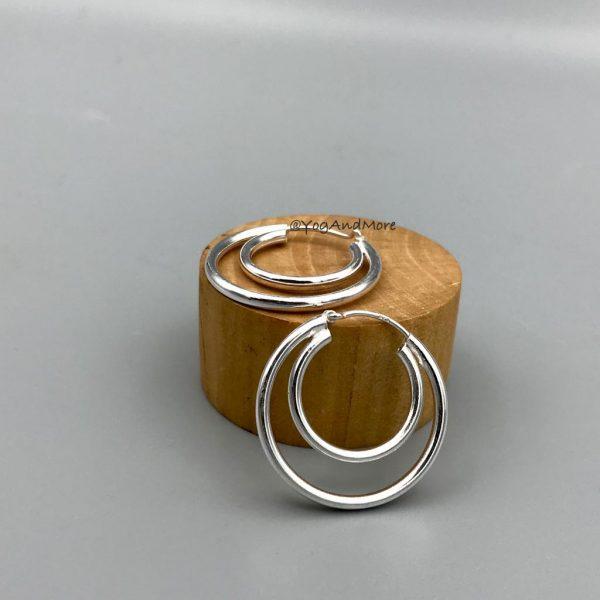 oorringen-earrings-loops-hoops-double-sterling-silver-zilver