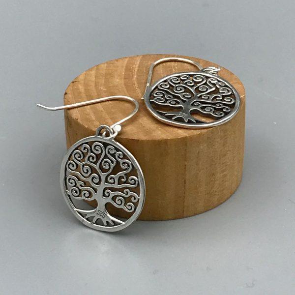 oorringen-earrings-tree-of-life-zilver
