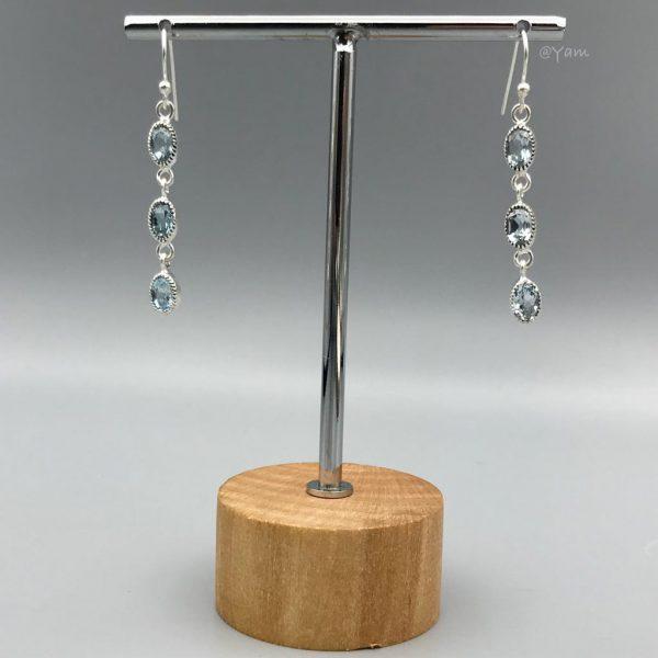 oorringen-hangers-Topaas-topaze-zilver-3-ovals
