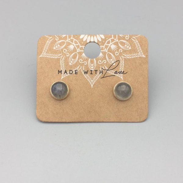 oorringen-knop-labradoriet-zilver-earrings