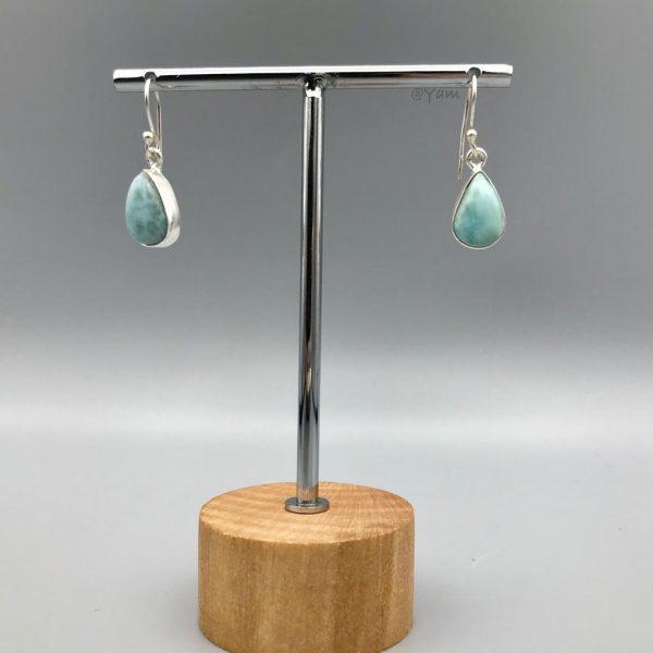 oorringen-larimar-beauty-drop-druppel-medium