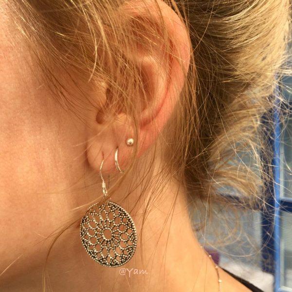 oorringen-model-hangers-groot-zilver-earrings