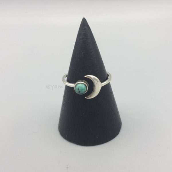 ring-maan-turkoois-zilver