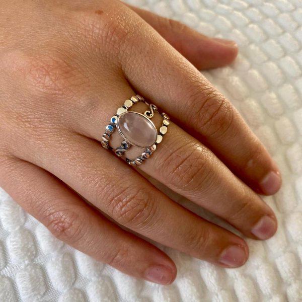 ring-model-groot-zilver-rozenkwarts-28