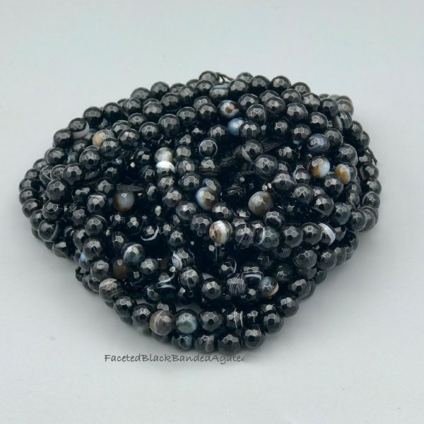 stone-steen-agaat-geslepen-zwart-gestreept-agaat-black-banded-agate-faceted