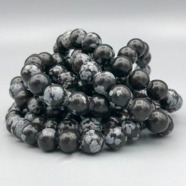 Snowflake Obsidian- Sneeuwvlok Obsidiaan