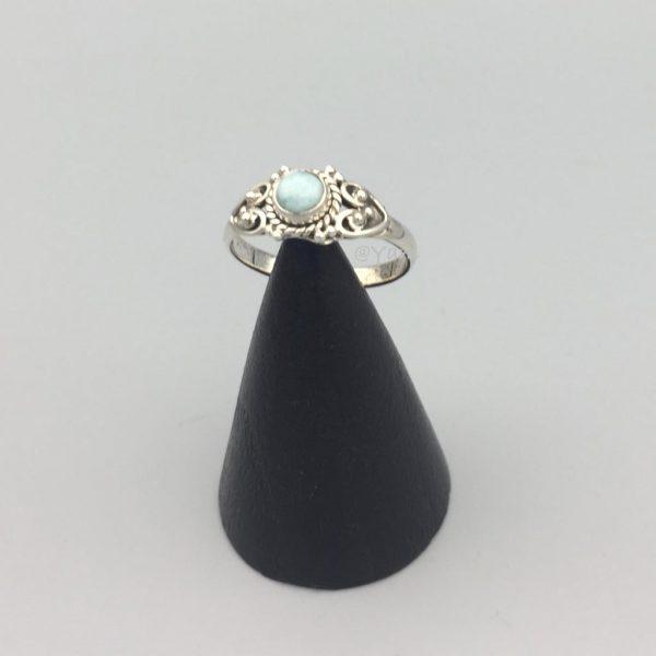 Silver-Ring-Aquamarine-aquamarijn