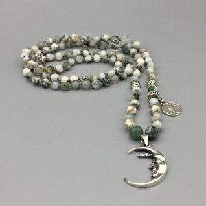 mala-tree-agate-boom-agaat-geknoopt-maan-moon-bedels-charms