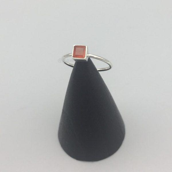 ring-square-carnelian-vierkant-carneool-zilver