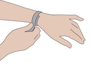 sizeguid armbanden