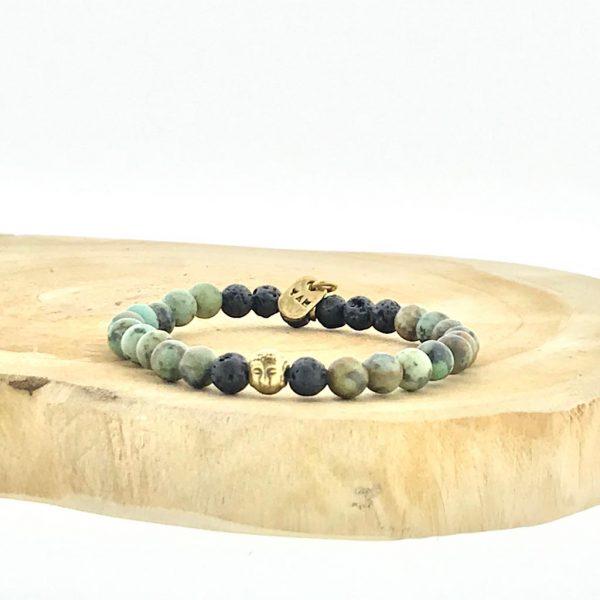 armband-bracelet-6mm-african-turquoise-afrikaans-turkoois