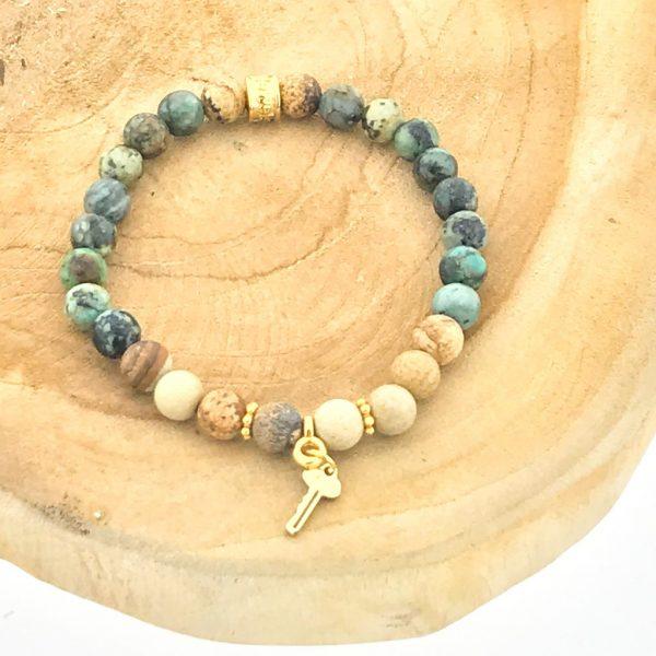 armband-bracelet-6mm-african-turquoise-pictureJasper