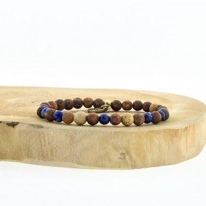 armband-bracelet-6mm-boji-lapis-lazuli-wood-jaspis-camel-jasper