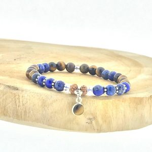 armband-bracelet-6mm-lapis-lazuli-tijgeroog-tigerseye-rudraksha-pendant-clear-quartz-bergkristal