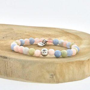 armband-bracelet-6mm-morganiet-morganite-buddha