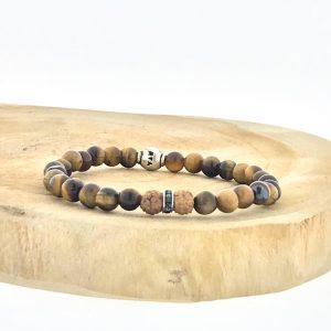 armband-bracelet-6mm-tijgeroog-tigerseye-rudraksha-shiny-quartz