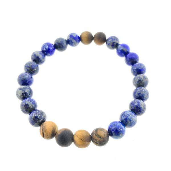 armband-bracelet-8mm-lapis-lazuli-matt-mat-tijgeroog-tigerseye