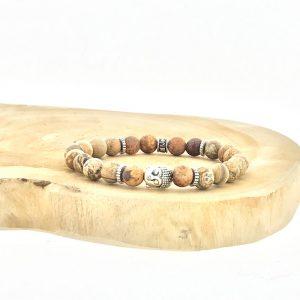 armband-bracelet-buddha-picture-jasper-jaspis-landschaps-boji