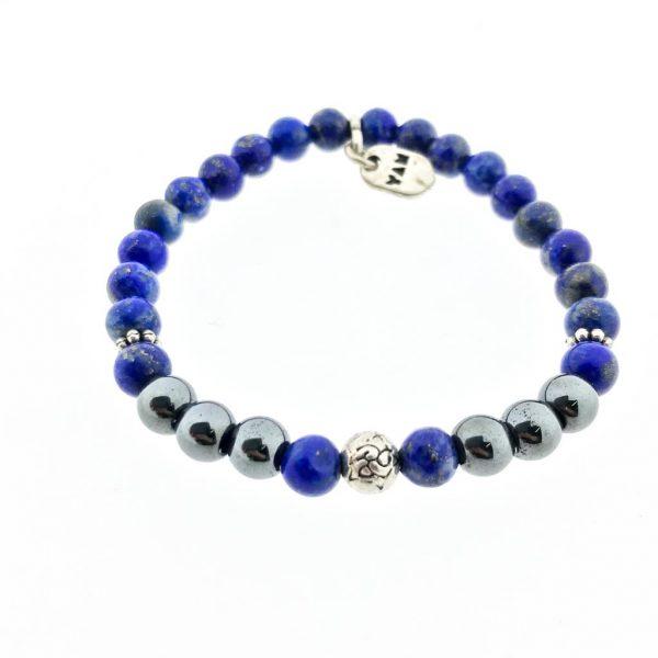 armband-bracelet-hematite-hematiet-lapis-lazuli
