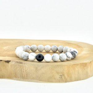 armband-bracelet-howliet-howlite-onyx