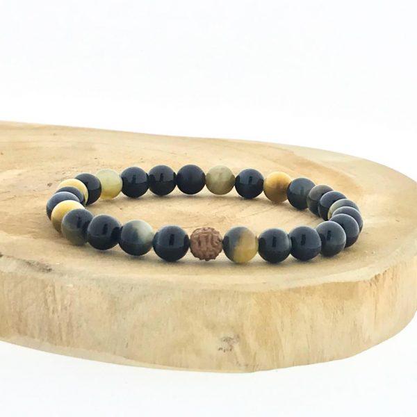 armband-bracelet-kattenoog-catseye-rudraksha