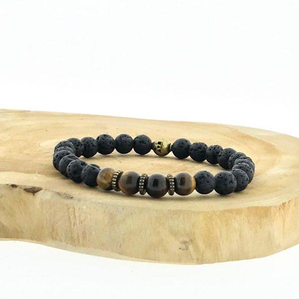 armband-bracelet-lava-tijgeroog-tigerseye-brass