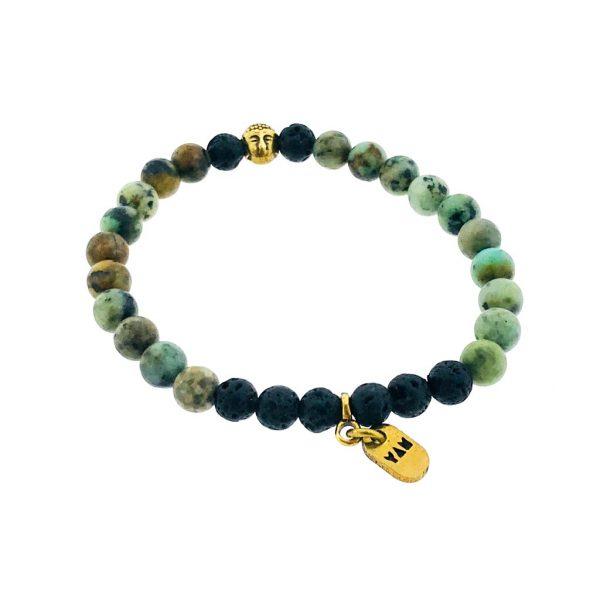 armband-bracelet-lava-turkoois-afrikaans-turquoise-african