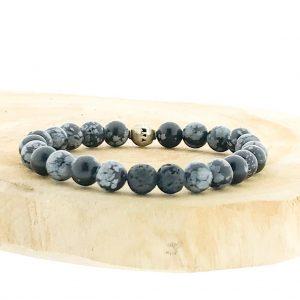 armband-bracelet-snowflake-obsidian