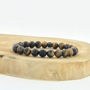 armband-bracelet-tijgeroog-tigerseye-onyx