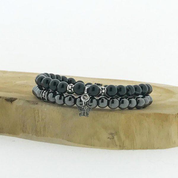 combo-armbanden-bracelets-6mm-hematiet-hematite-onyx-black-banded-agate