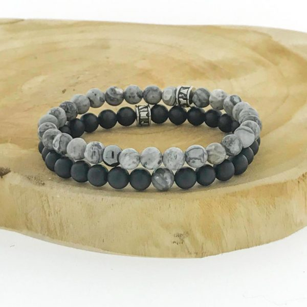 combo-armbanden-bracelets-jaspis-jasper-6mm-onyx