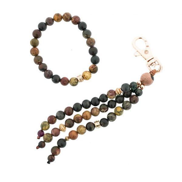 combo-keychain-rose-armband-pikasso-jasper-jaspis
