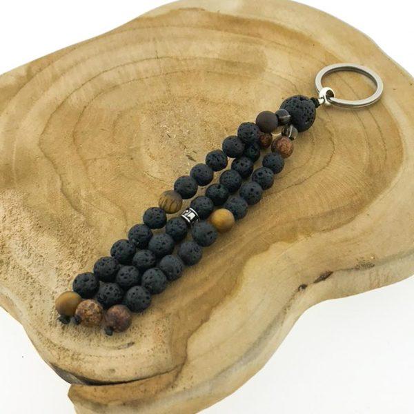 keychain-sleutelhanger-8mm-lava-onyx-boji