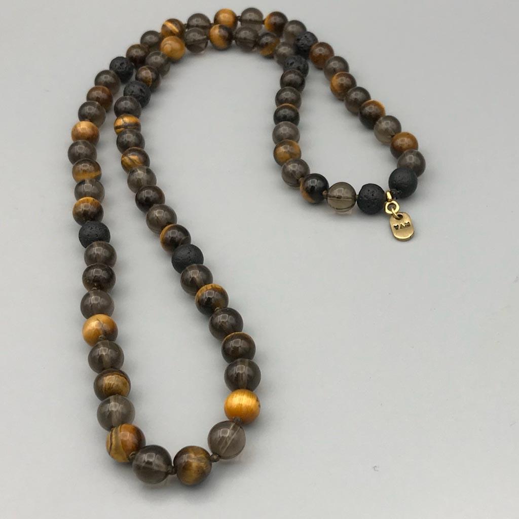 Necklace Custom made Tiger