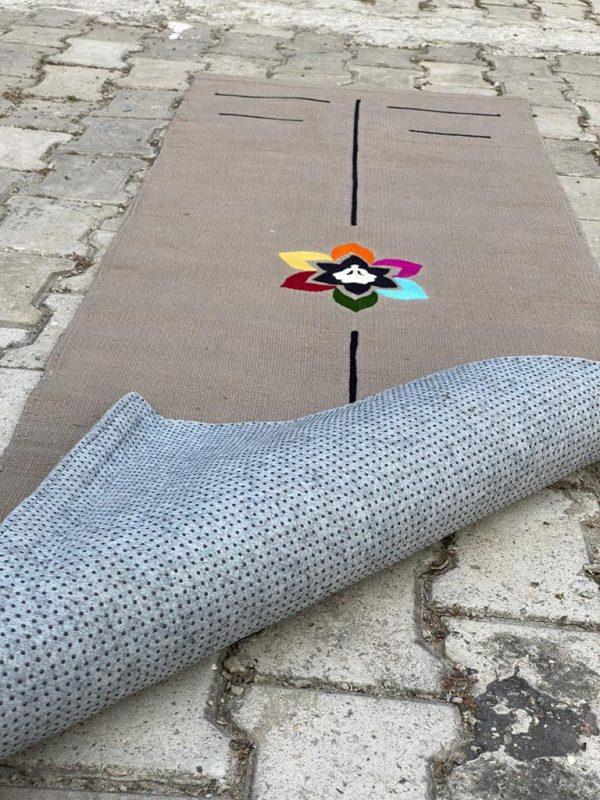 yogamat-cotton-grey