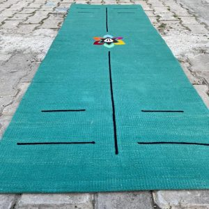 yogamat-turquoise-cotton